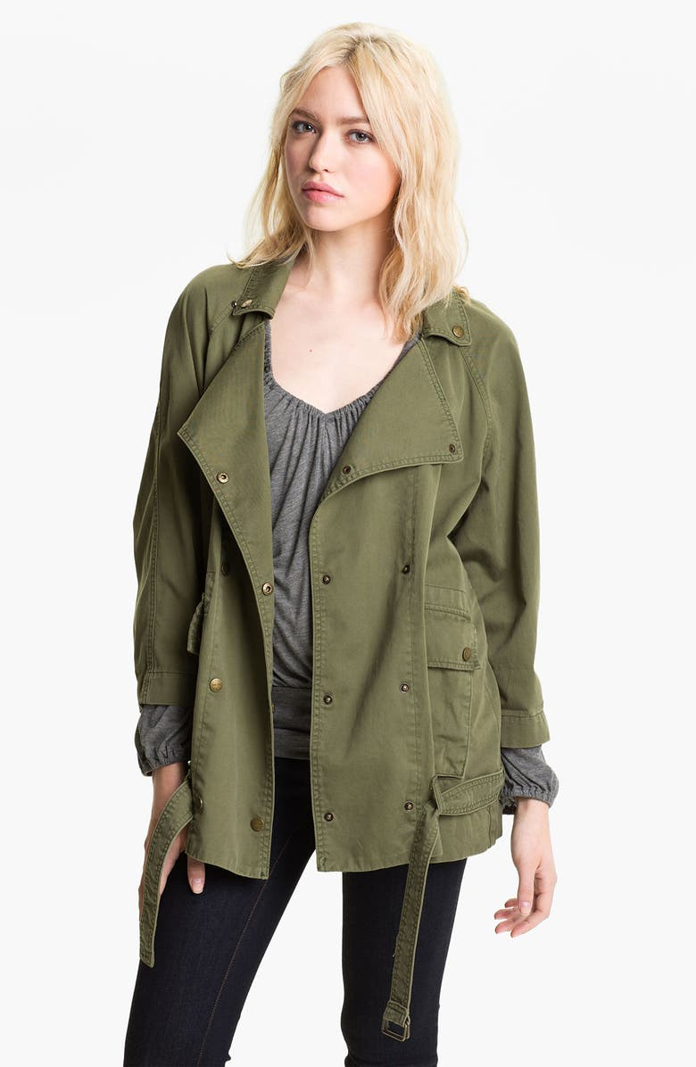 CURRENT/ELLIOTT 'The Infantry' Army Jacket, Main, color, 305