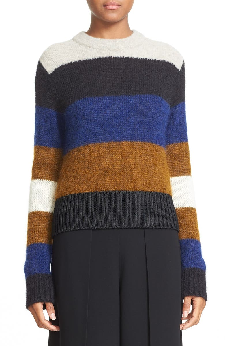 RAG & BONE 'Britton' Stripe Sweater, Main, color, 020
