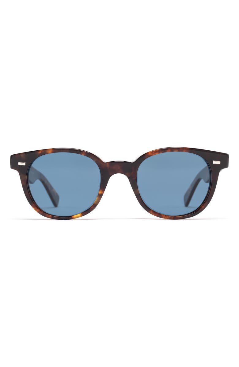 SALT. Andy 51mm Polarized Sunglasses, Main, color, TOASTED TOFFEE