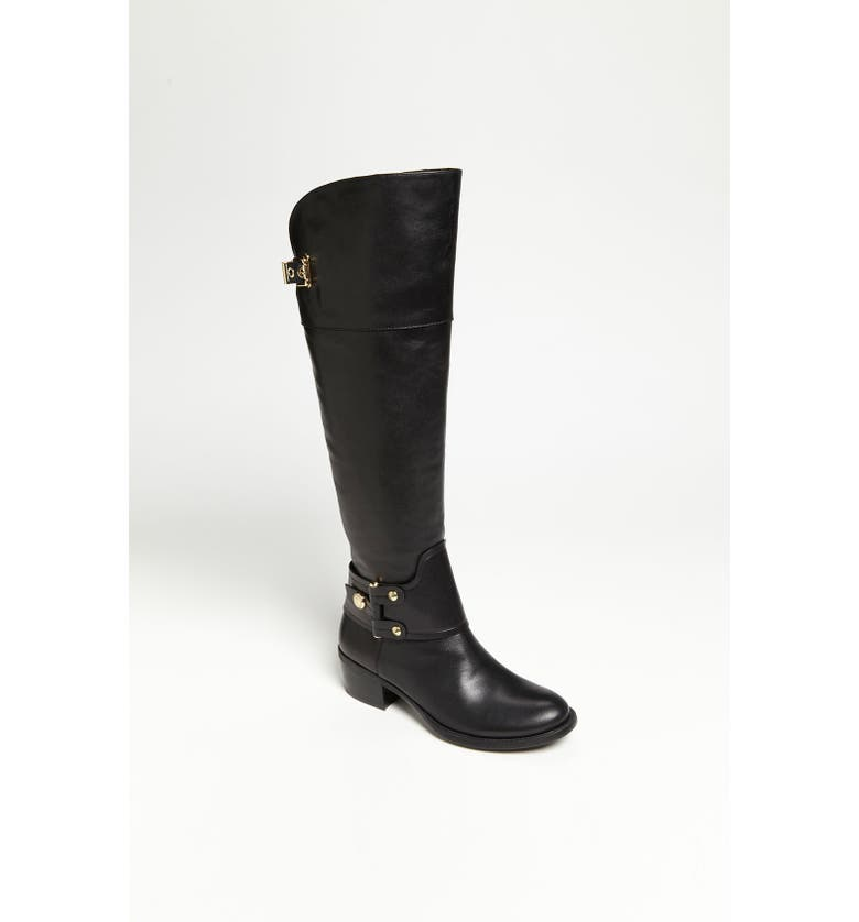 VINCE CAMUTO 'Brooklee' Over the Knee Boot, Main, color, 001