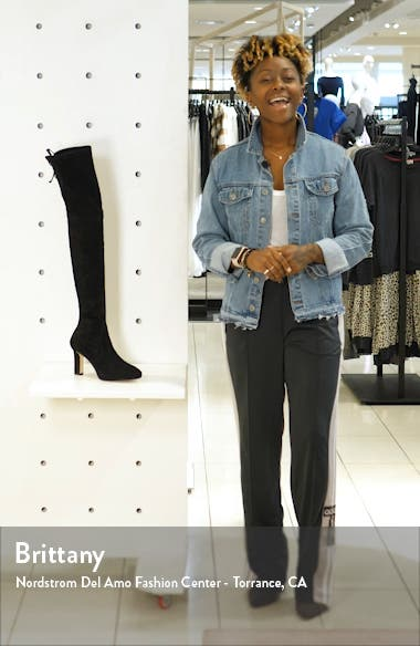 Ledyland Over the Knee Boot, sales video thumbnail