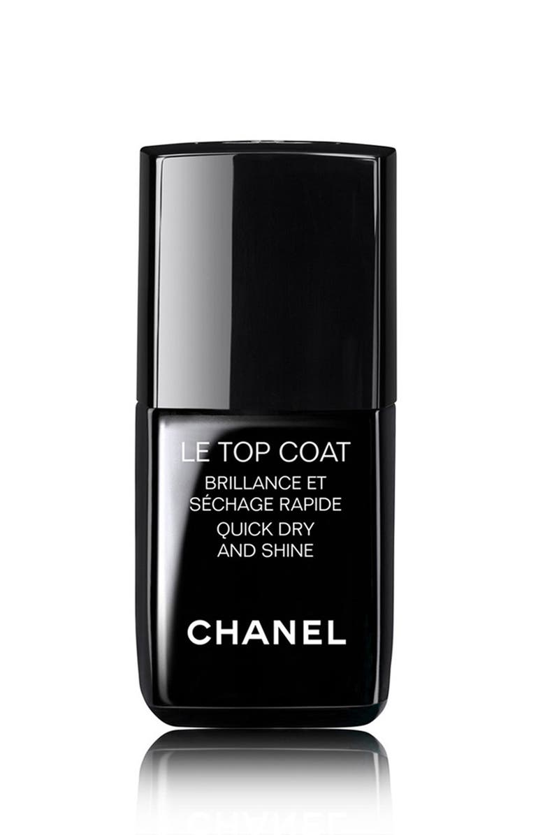 CHANEL LE TOP COAT <br />Quick Dry and Shine, Main, color, No Color