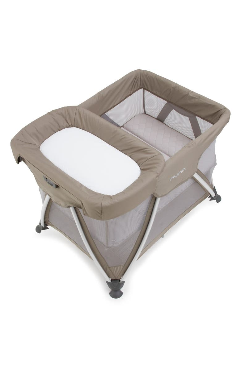 NUNA 'SENA<sup>™</sup>' Travel Crib & Changer, Main, color, 250