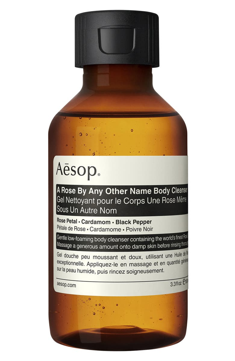 AESOP A Rose By Any Other Name Body Cleanser, Main, color, TRAVEL