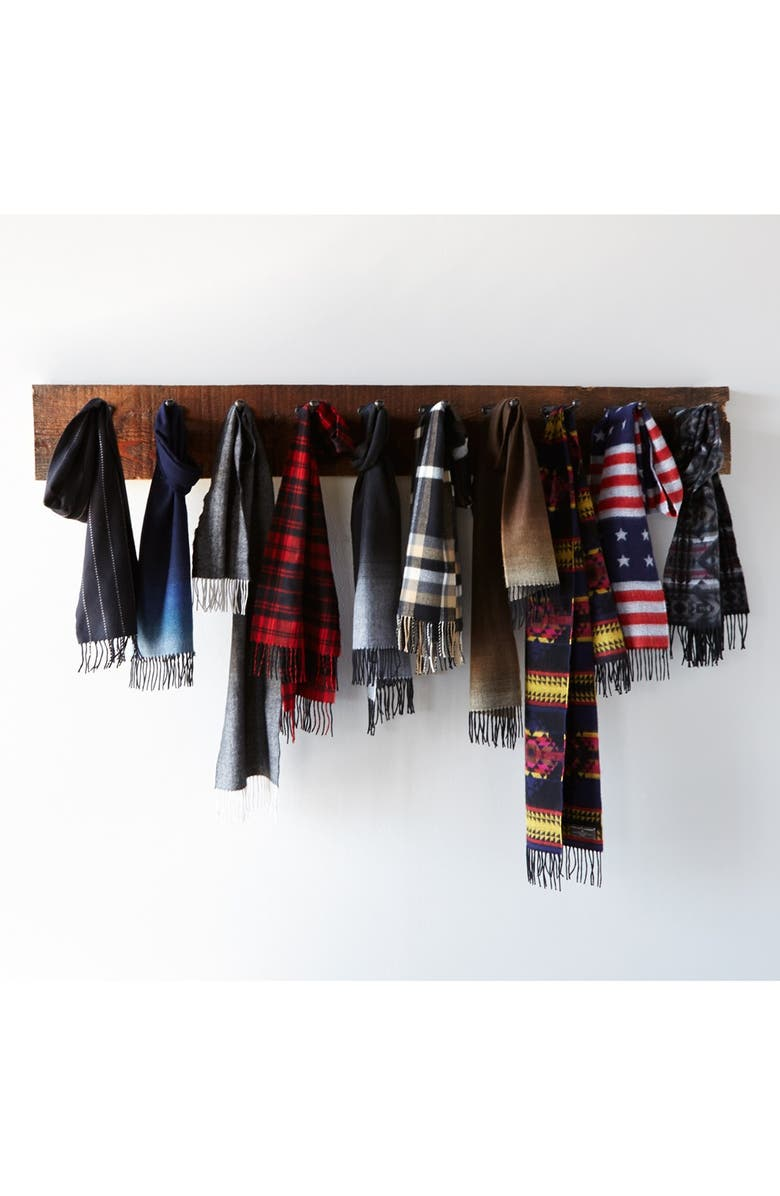 DAVID & YOUNG 'Softer Than Cashmere' Plaid Scarf, Main, color, 018