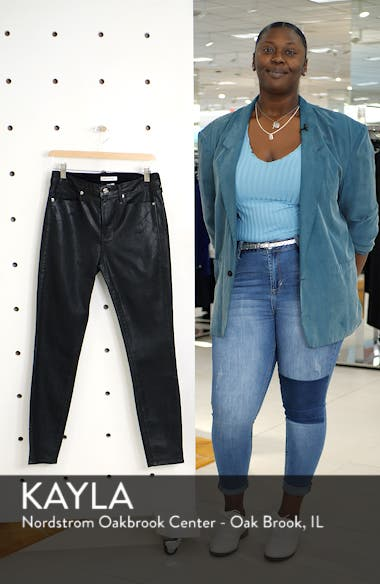 Good Legs High Waist Skinny Jeans, sales video thumbnail