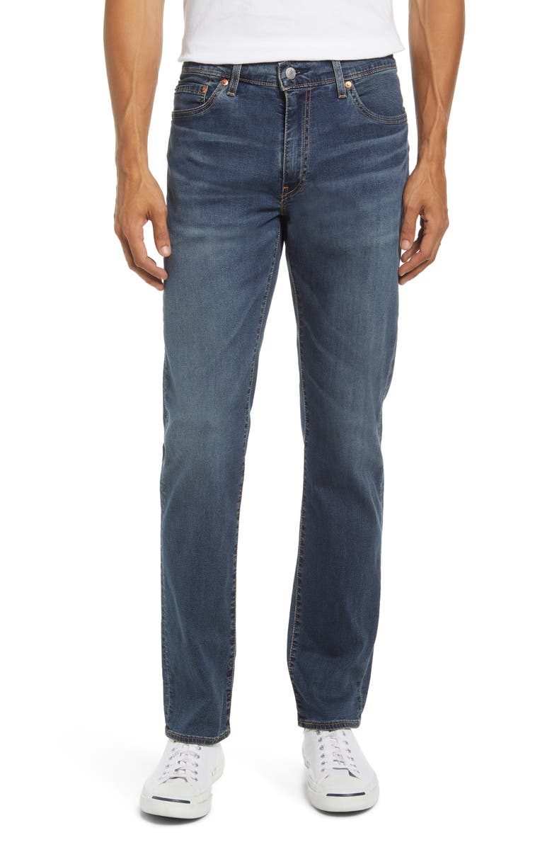 LEVI'S<SUP>®</SUP> 511<sup>™</sup> Slim Fit Jeans, Main, color, SWANEE SWAMP COOL T2