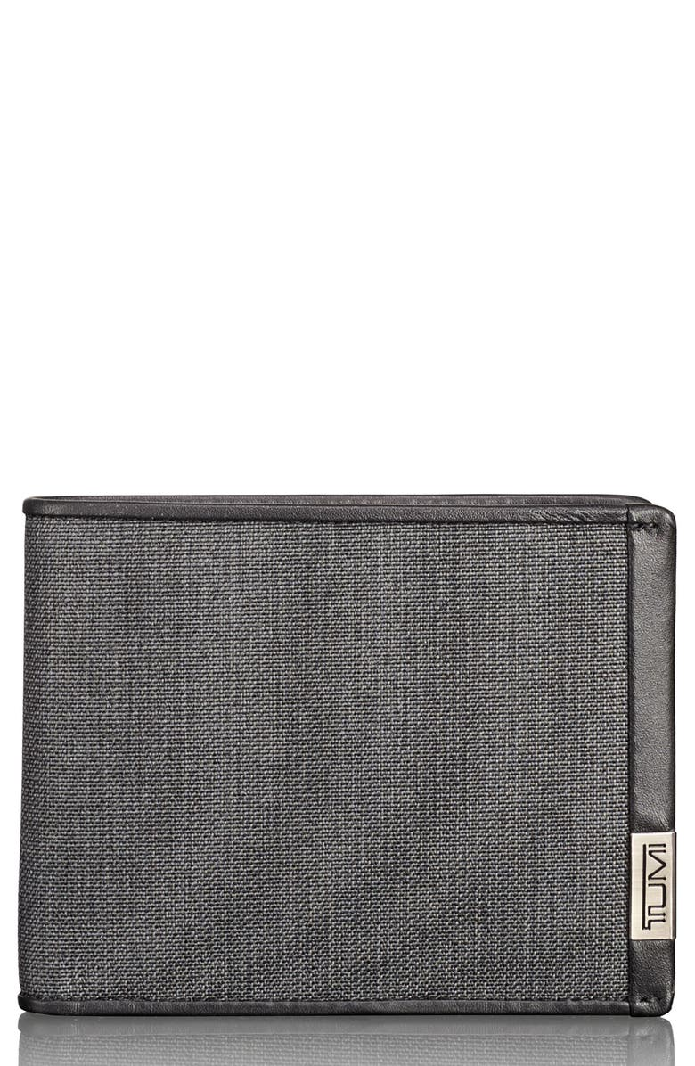 TUMI Alpha Global Wallet, Main, color, 020