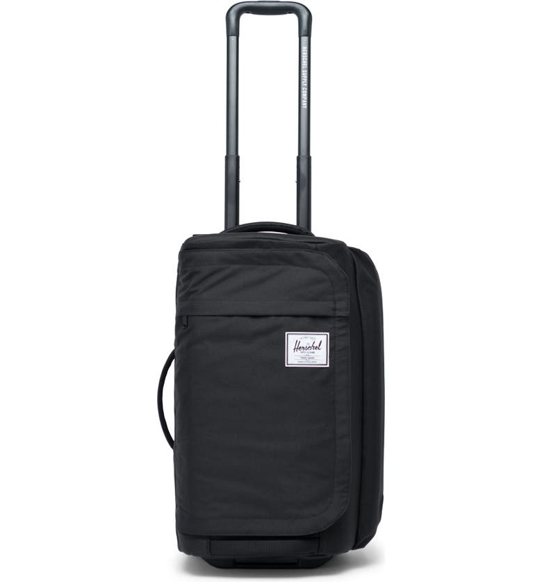 HERSCHEL SUPPLY CO. Wheelie Outfitter 22-Inch Duffle Bag, Main, color, 001