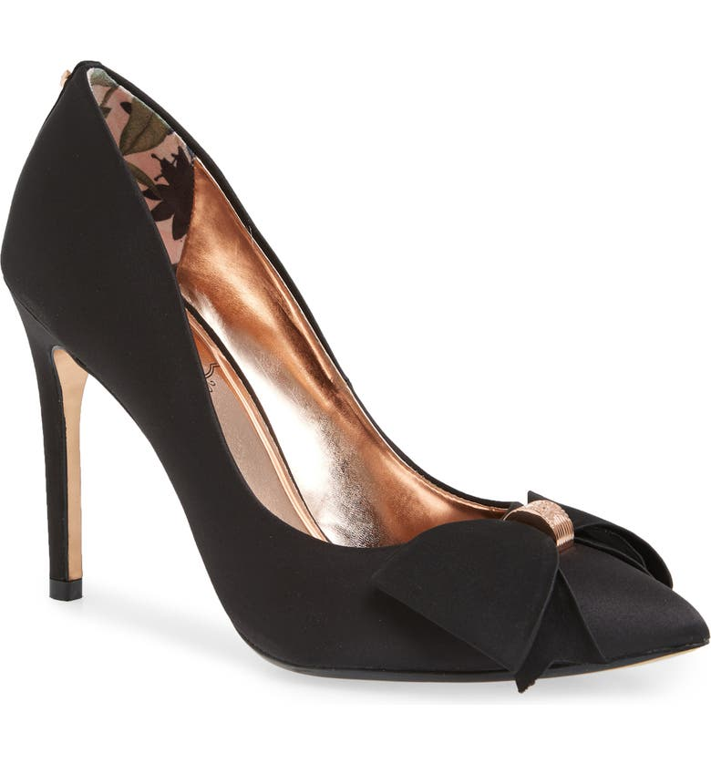 TED BAKER LONDON Asellys Pump, Main, color, 011