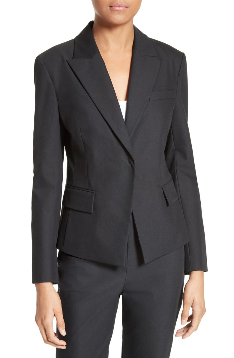 THEORY Brince Approach Suit Jacket, Main, color, 001