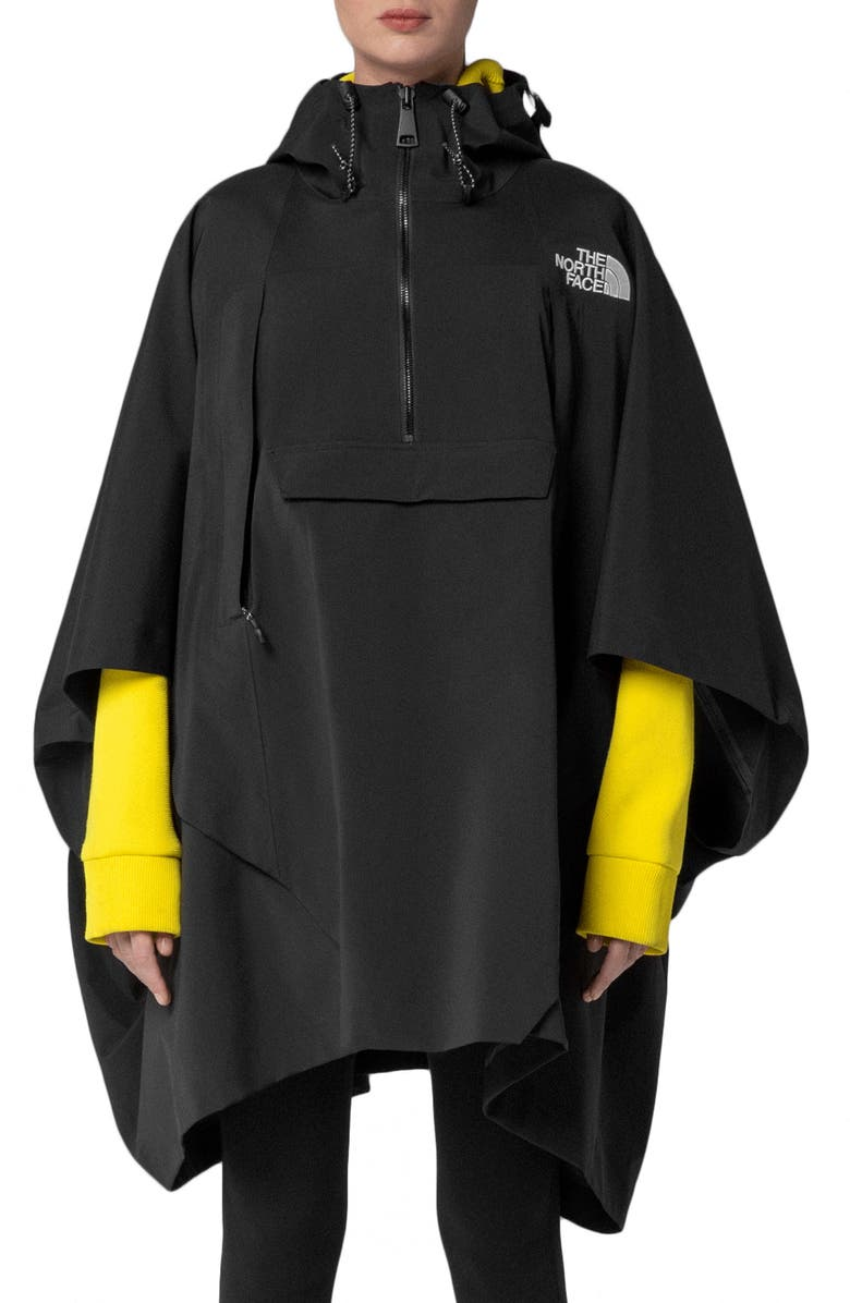 THE NORTH FACE Black Series Futurelight<sup>™</sup> 3L Water Repellent Cape Jacket, Main, color, 001