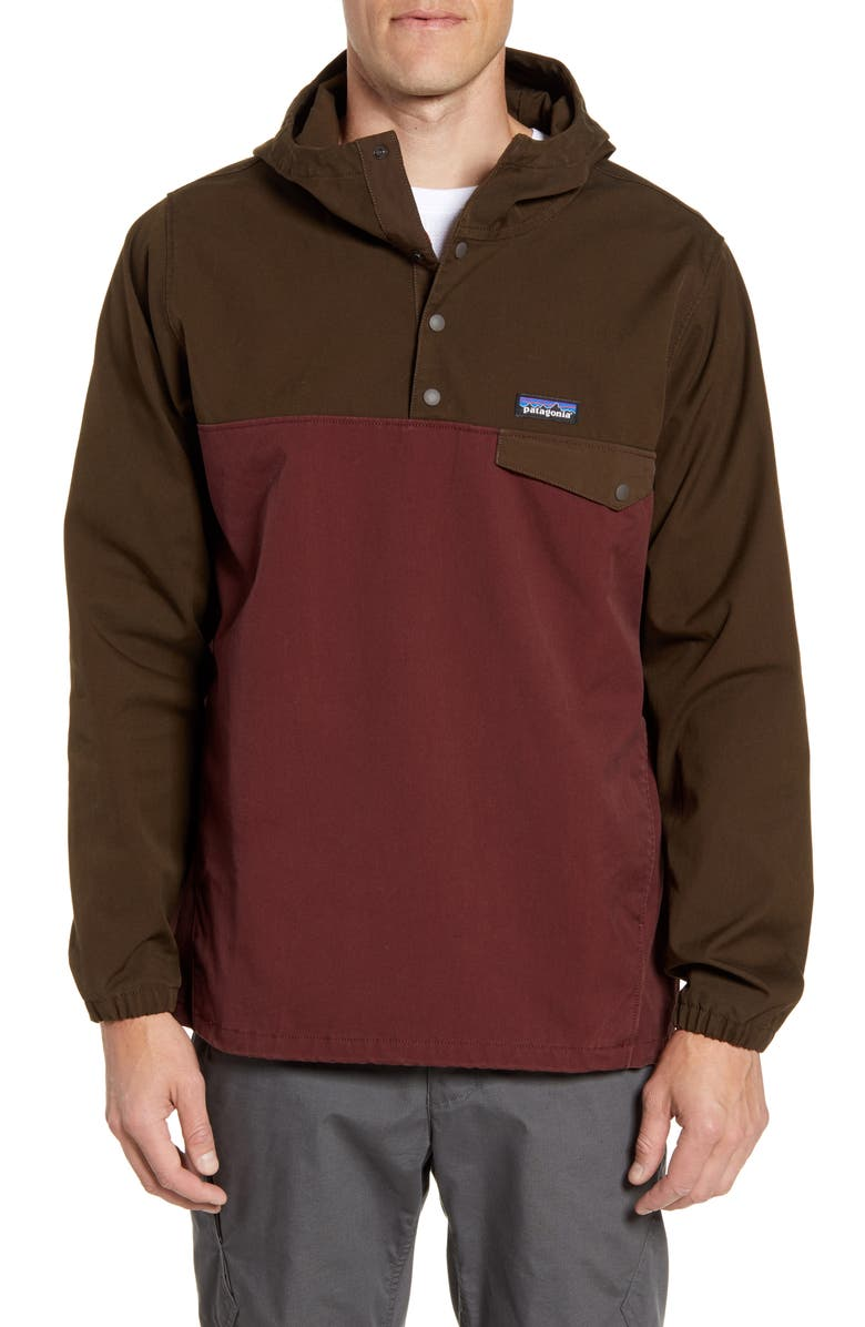 PATAGONIA Maple Grove Snap-T<sup>®</sup> Pullover, Main, color, 200