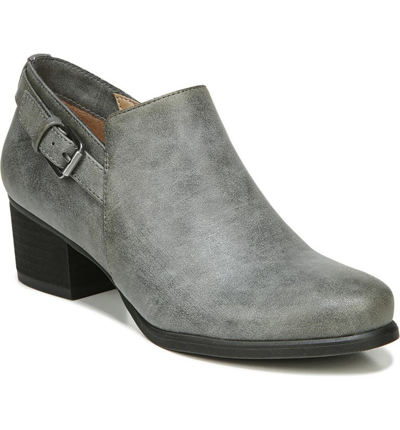 SOUL NATURALIZER Campus Bootie - Wide Width Available, Main, color, MID GREY
