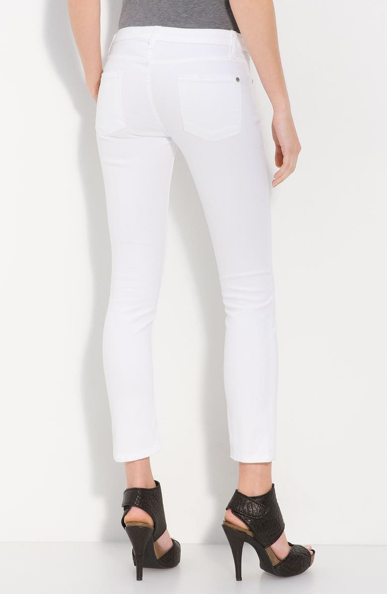 VINCE Skinny Jeans, Main, color, 100
