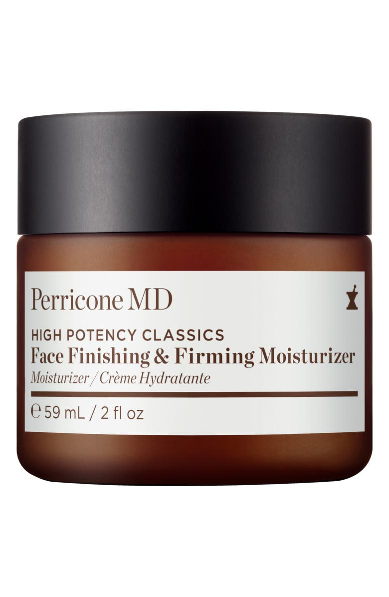 PERRICONE MD High Potency Classics Face Finishing & Firming Moisturizer, Main, color, No Color