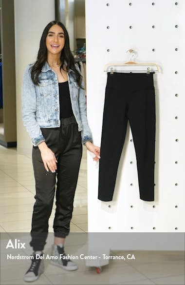 High Waist Studio Lite Pocket 7/8 Leggings, sales video thumbnail