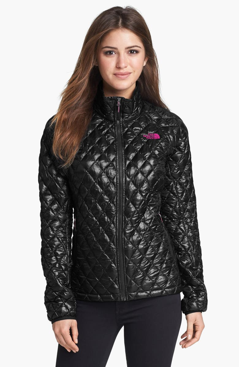 THE NORTH FACE 'ThermoBall<sup>™</sup>' PrimaLoft<sup>®</sup> Jacket, Main, color, 001