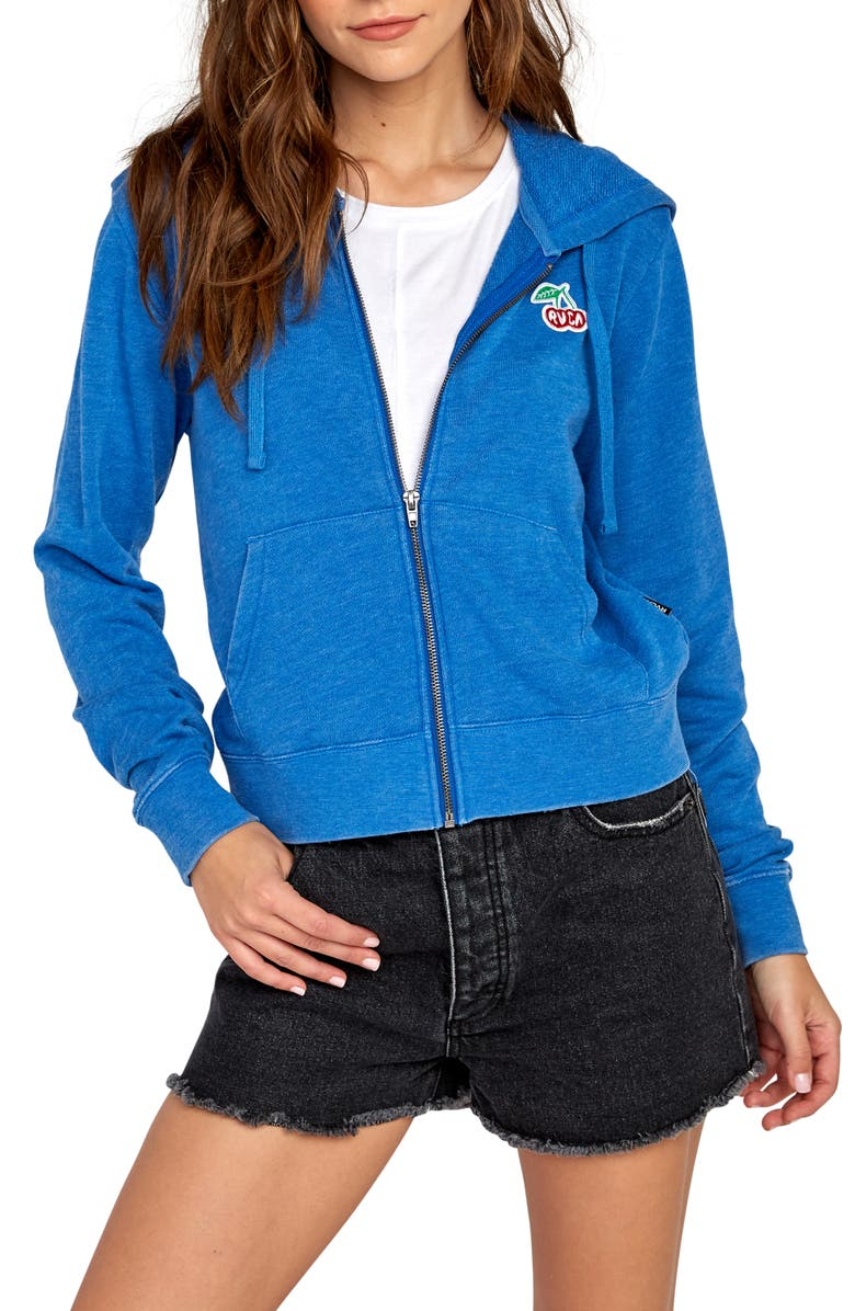 RVCA Cherries Hoodie, Main, color, 400