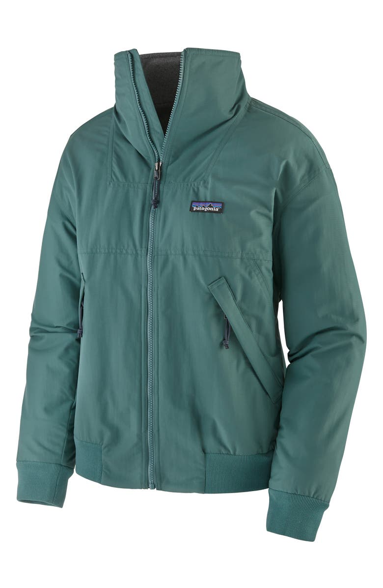 PATAGONIA Synch Water Resistant Jacket, Main, color, REGG