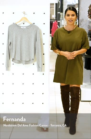 Pullover Top, sales video thumbnail