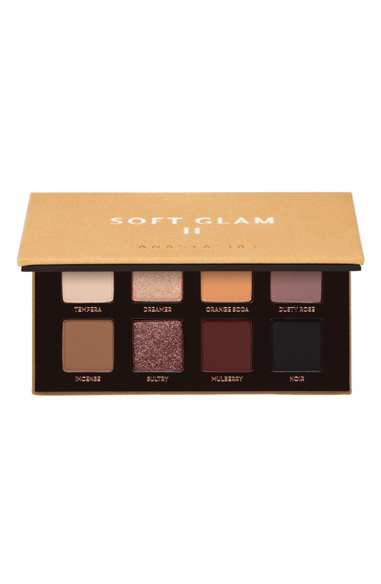 ANASTASIA BEVERLY HILLS Soft Glam II Eyeshadow Palette, Main, color, NO COLOR