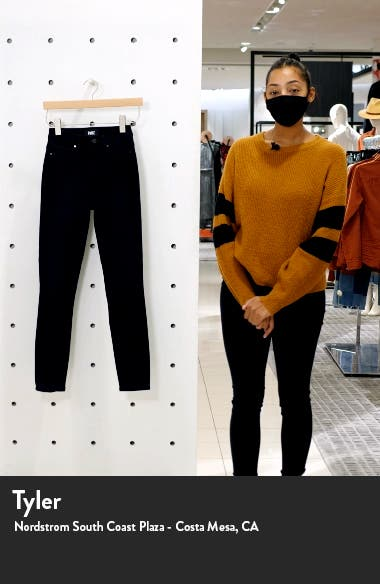Margot High Waist Ankle Skinny Jeans, sales video thumbnail