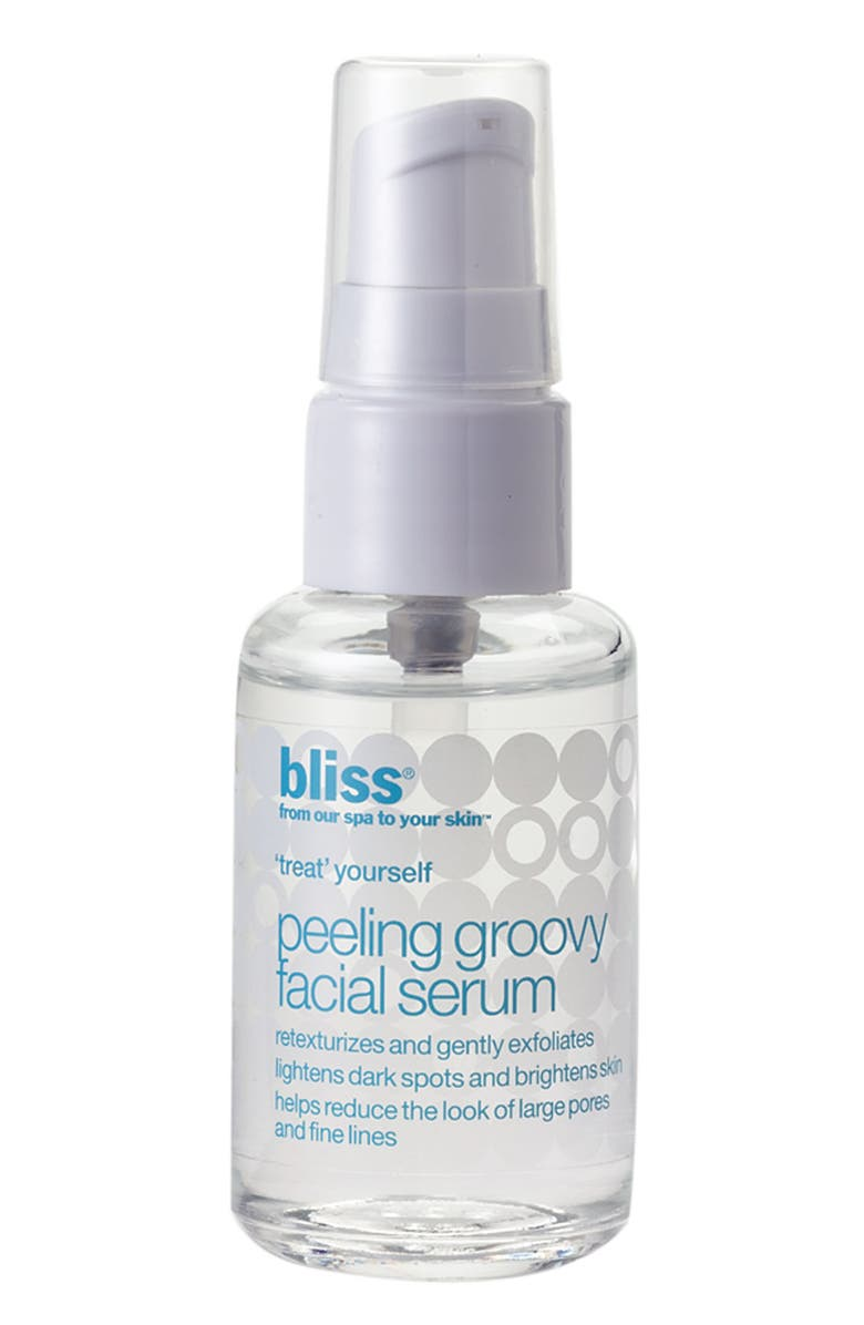 BLISS <sup>®</sup> 'Peeling Groovy' Facial Serum, Main, color, 000