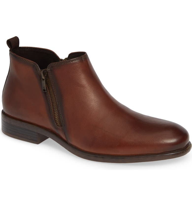 KENNETH COLE NEW YORK Smash Dual Zip Boot, Main, color, 201