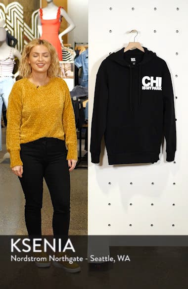 On The Run Chicago Graphic Hoodie, sales video thumbnail
