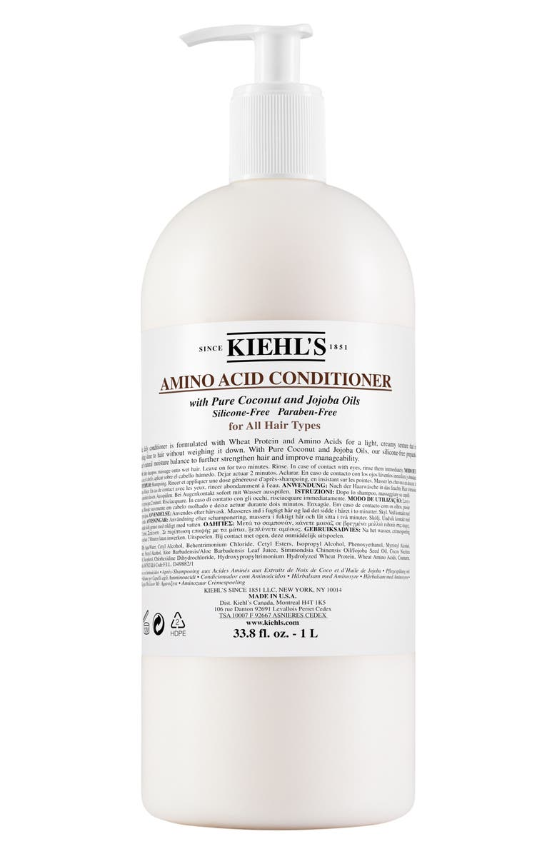 KIEHL'S SINCE 1851 Amino Acid Conditioner, Main, color, BOTTLE