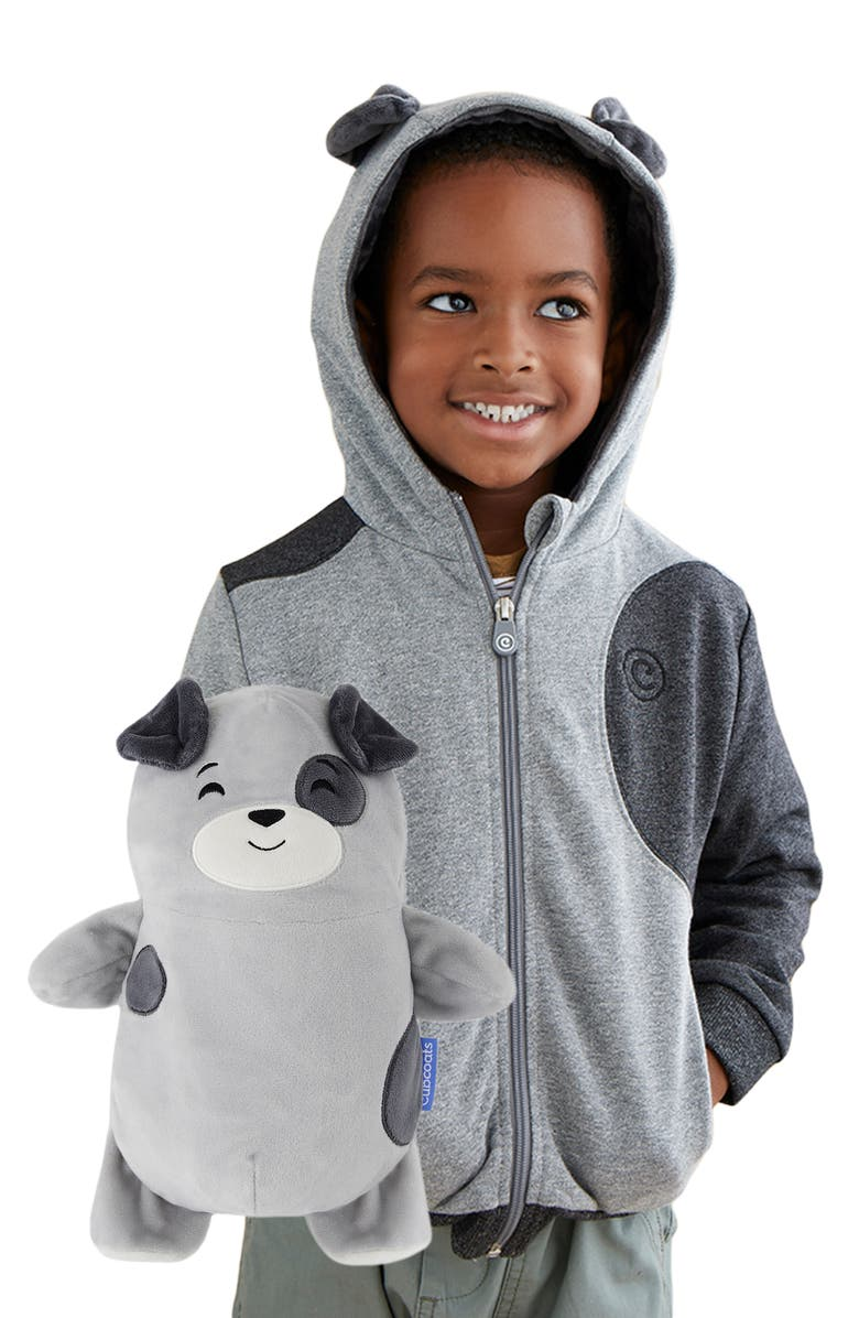 CUBCOATS Pimm 2-in-1 Stuffed Animal Hoodie, Main, color, 020