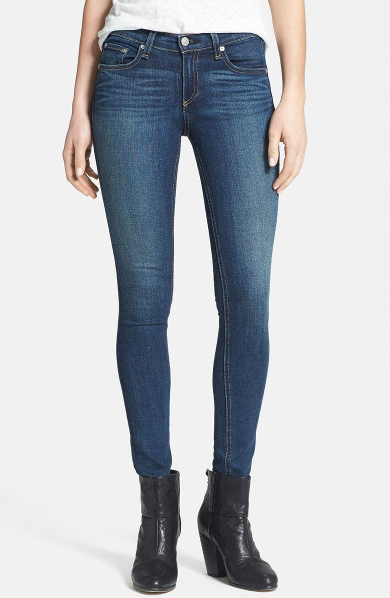 RAG & BONE/JEAN Skinny Stretch Jeans, Main, color, 005