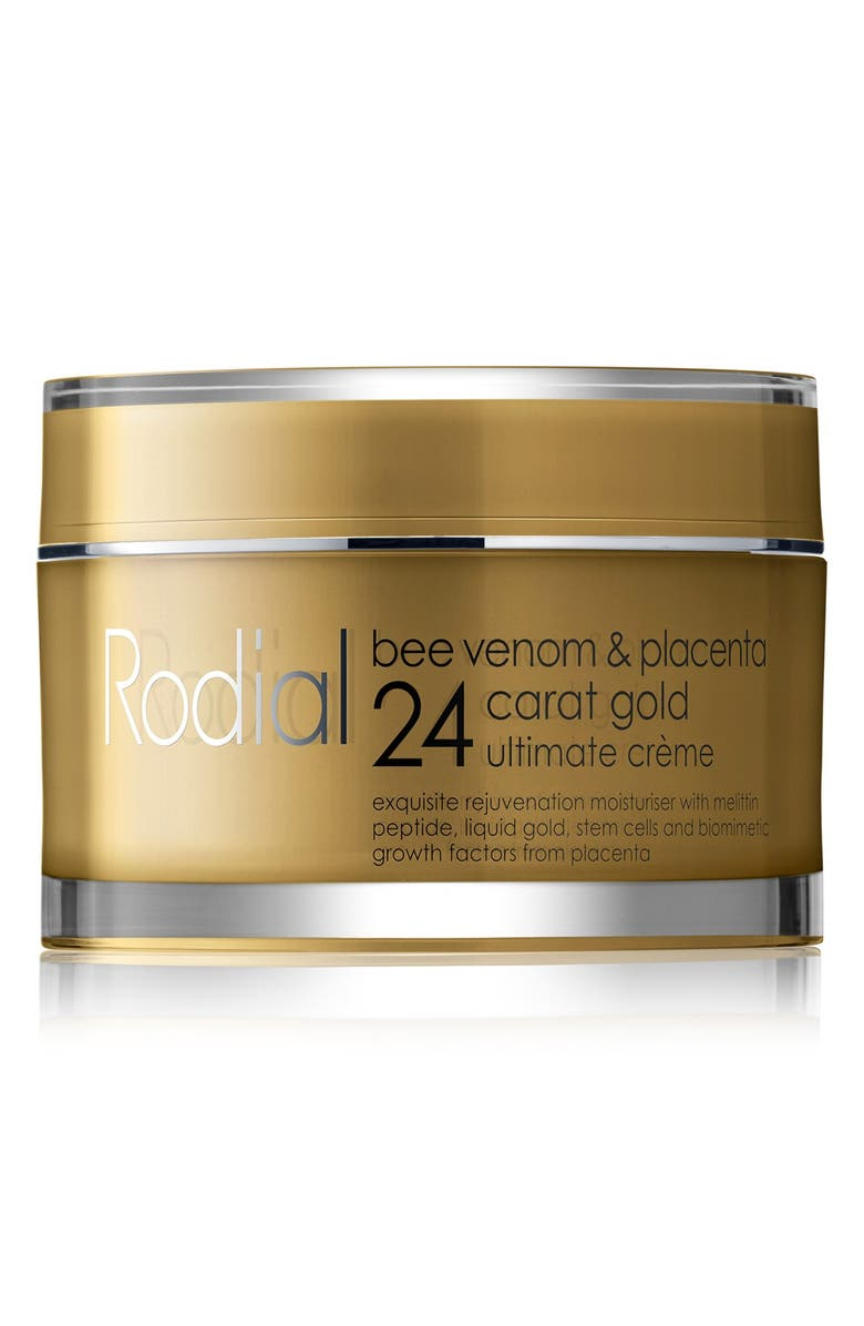 SPACE.NK.APOTHECARY Rodial Bee Venom & Placenta 24 Carat Gold Ultimate Crème, Main, color, 000