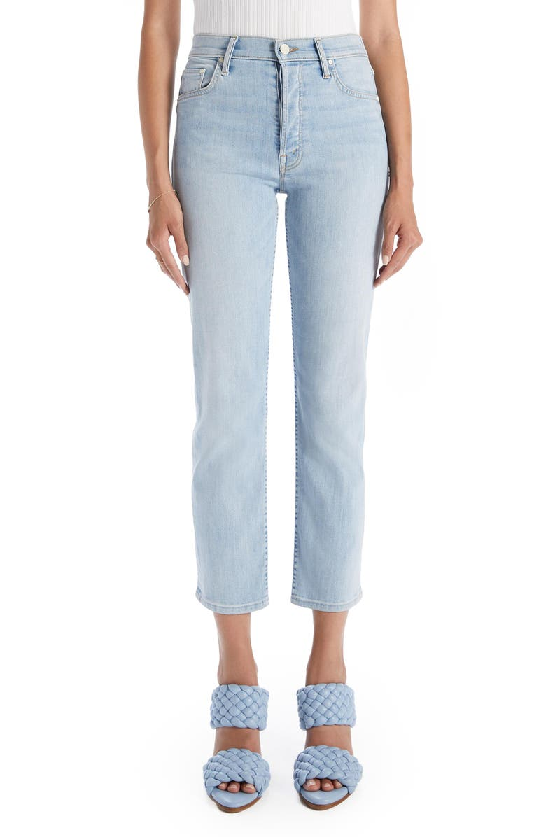 MOTHER The Tomcat Ankle Jeans, Main, color, 451