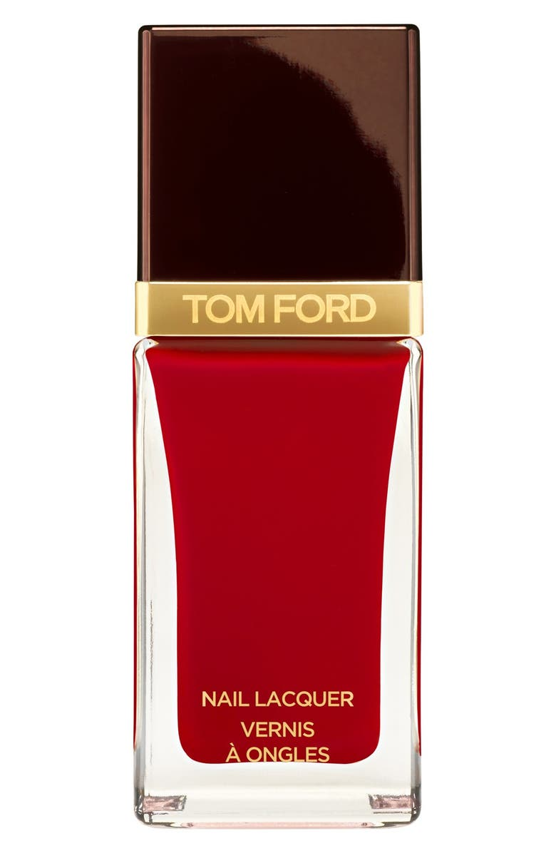 TOM FORD Nail Lacquer, Main, color, CARNAL RED