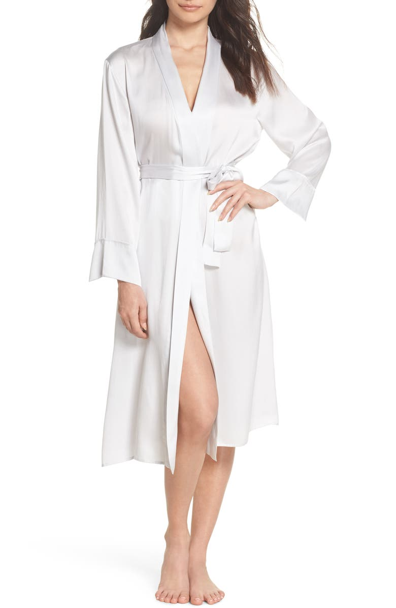 PAPINELLE Silk Robe, Main, color, 021