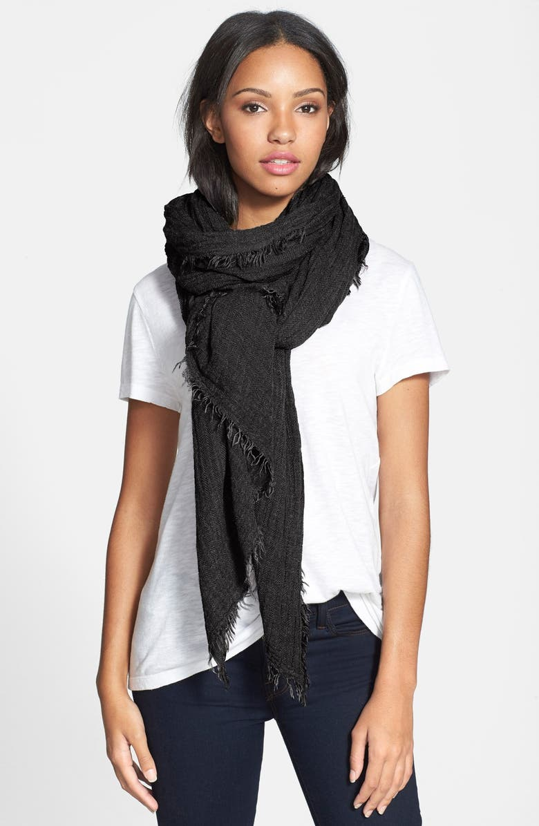 COLLECTION XIIX 'Blanket' Wrap, Main, color, 001