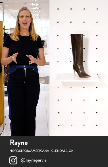 Bickley Quilted Tall Boot, sales video thumbnail