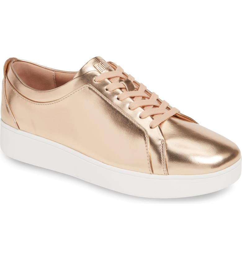 FITFLOP Rally Metallic Sneaker, Main, color, 713