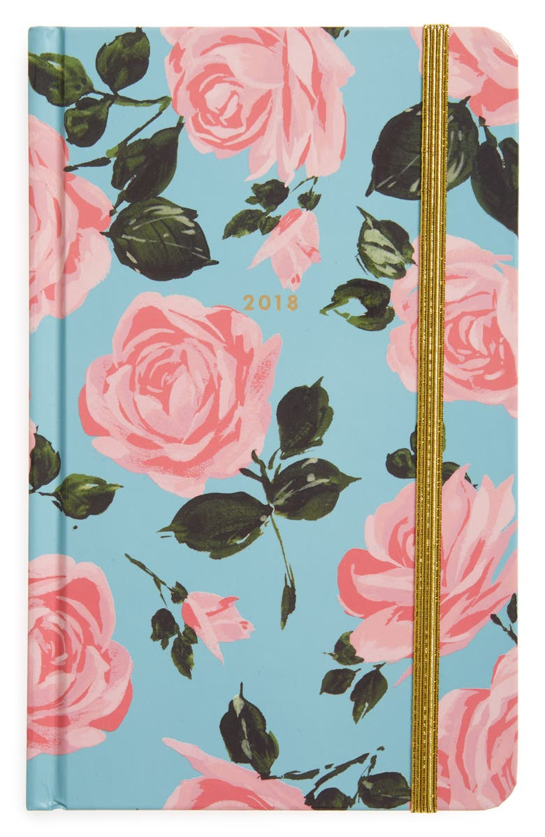BAN.DO Rose Parade 17-Month Hardcover Agenda, Main, color, 400