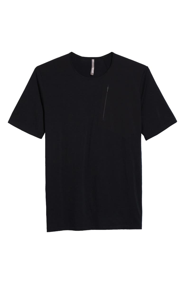VEILANCE Frame Pocket T-Shirt, Main, color, Black