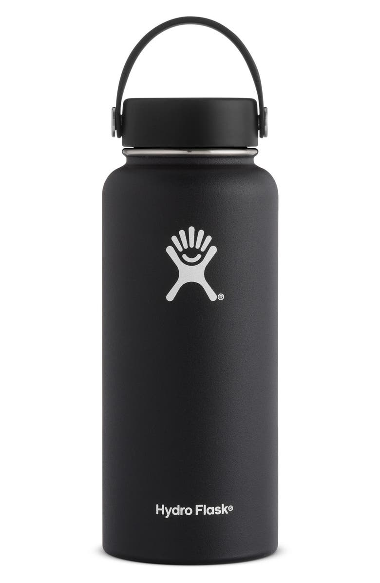 HYDRO FLASK 32-Ounce Wide Mouth Cap Bottle, Main, color, 001