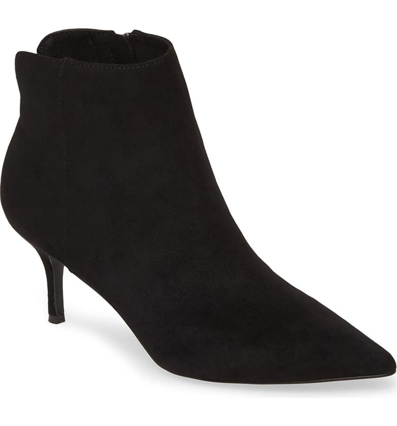 CHARLES BY CHARLES DAVID Accurate Bootie, Main, color, BLACK SUEDE