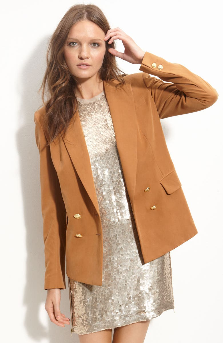 ROBERT RODRIGUEZ Double Breasted Blazer, Main, color, 230