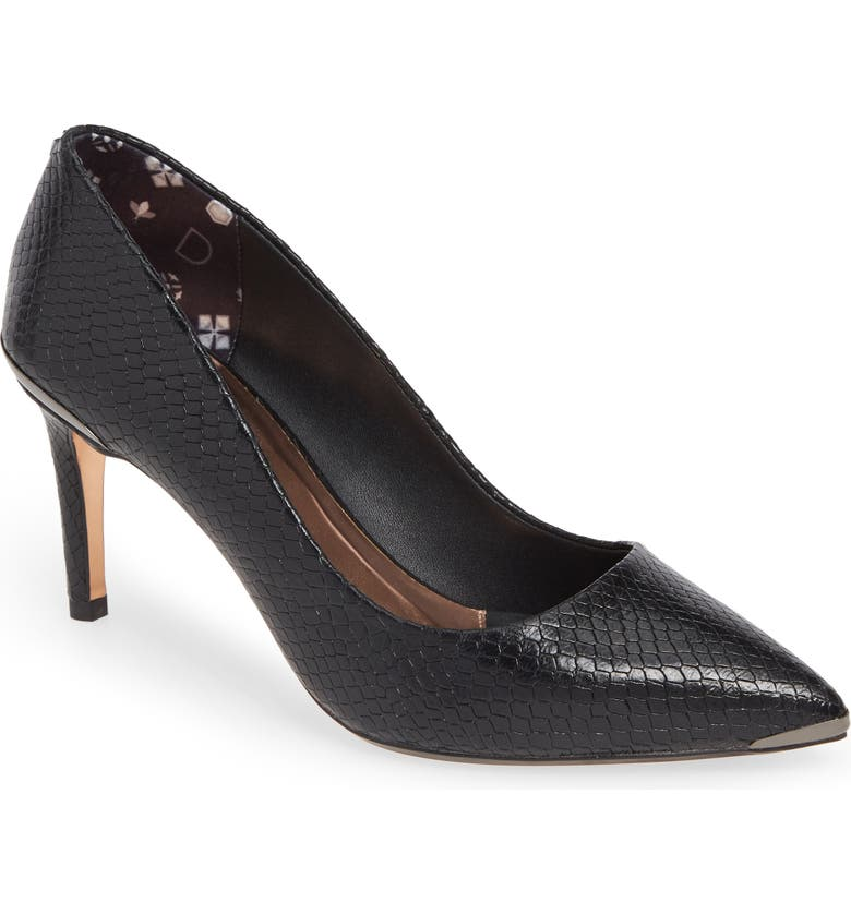 TED BAKER LONDON Wishiry Pump, Main, color, 001