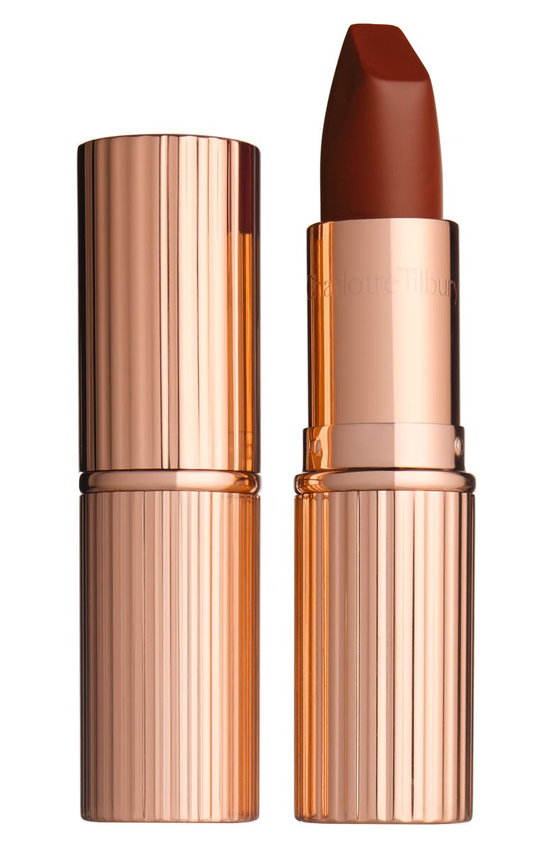 CHARLOTTE TILBURY Matte Revolution Lipstick, Main, color, SO 90S
