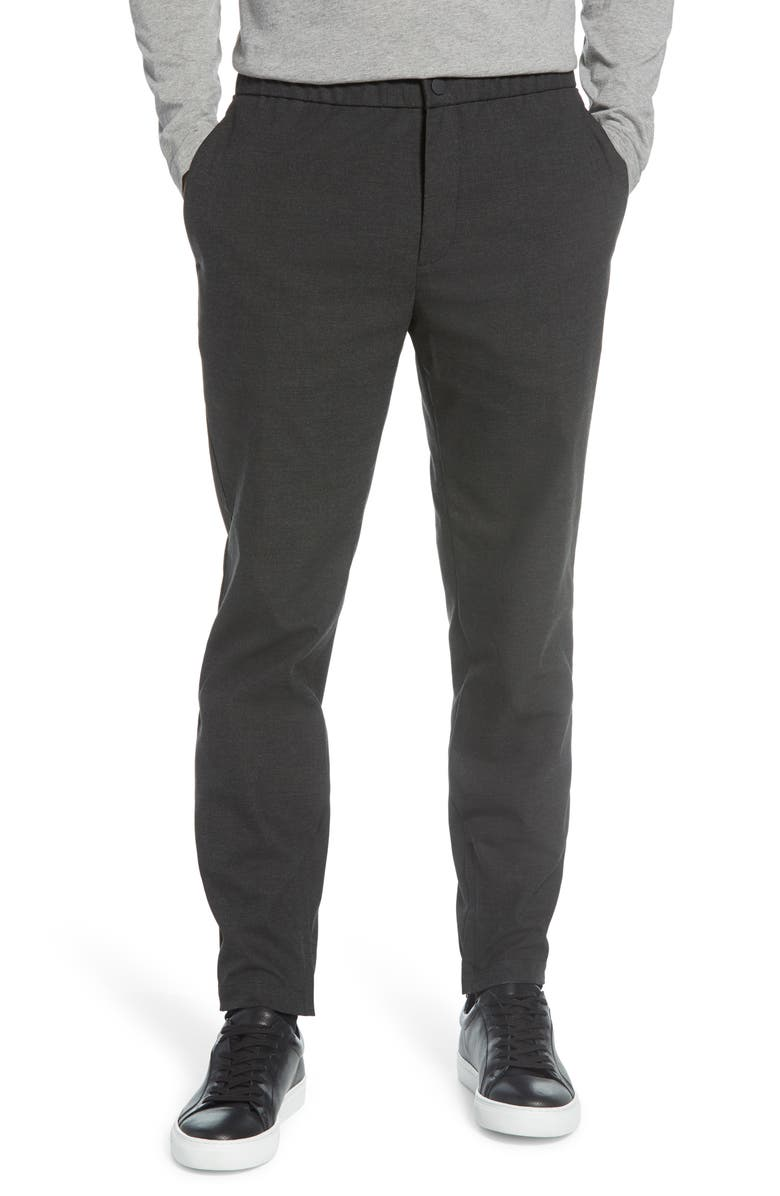 THEORY Terrance Tech Regular Fit Jogger Pants, Main, color, 020
