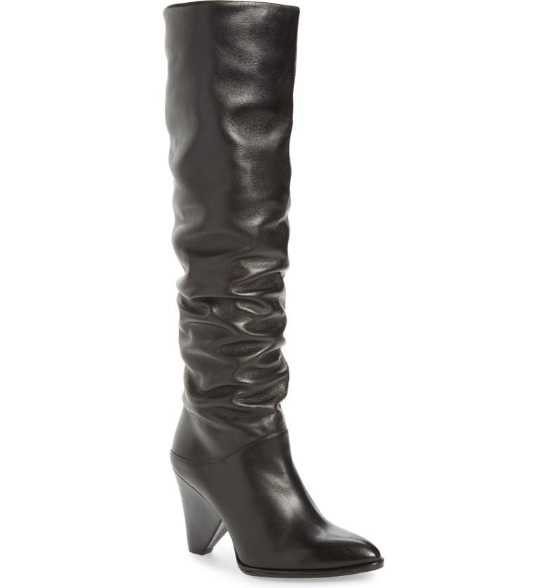 STUART WEITZMAN Smashing Knee High Boot, Main, color, 001