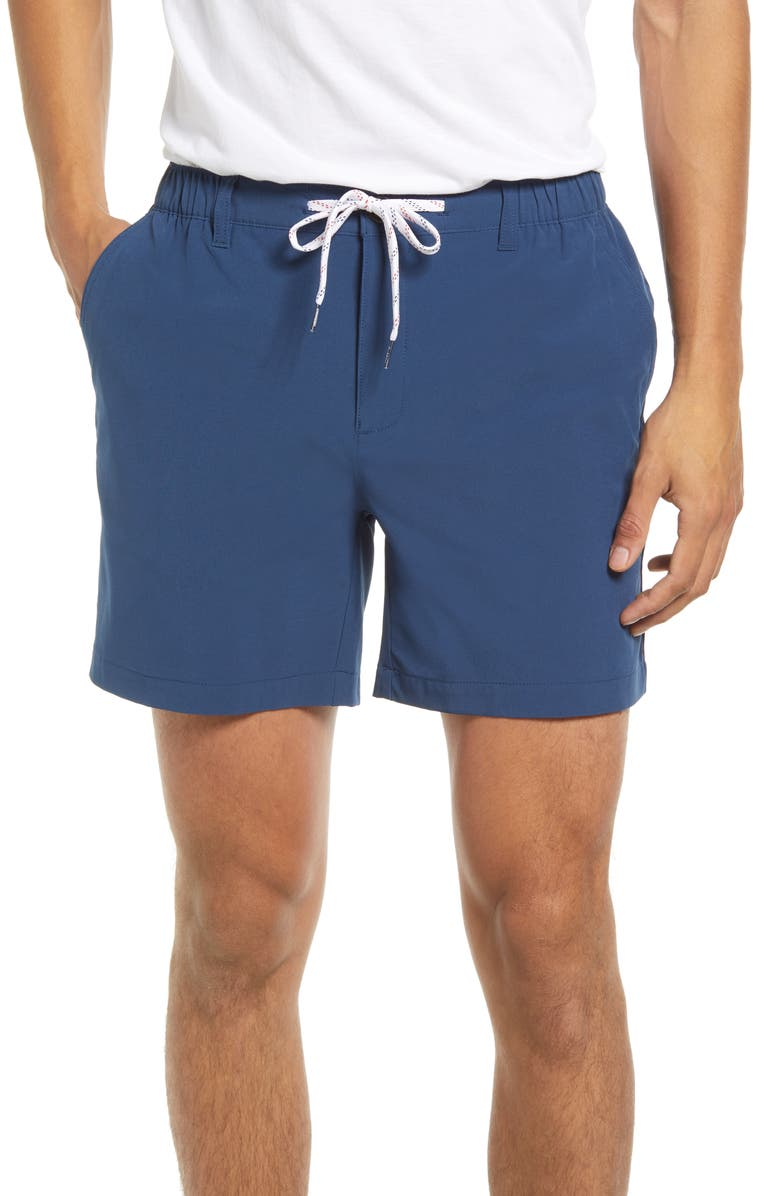 CHUBBIES Everywear 6-Inch Shorts, Main, color, NAVY